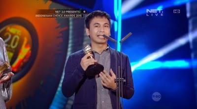 Marmut Merah Jambu Menjadi Film Terbaik Indonesian Choice Awards 2015