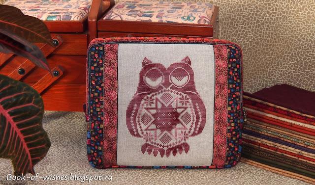 Quaker Owl