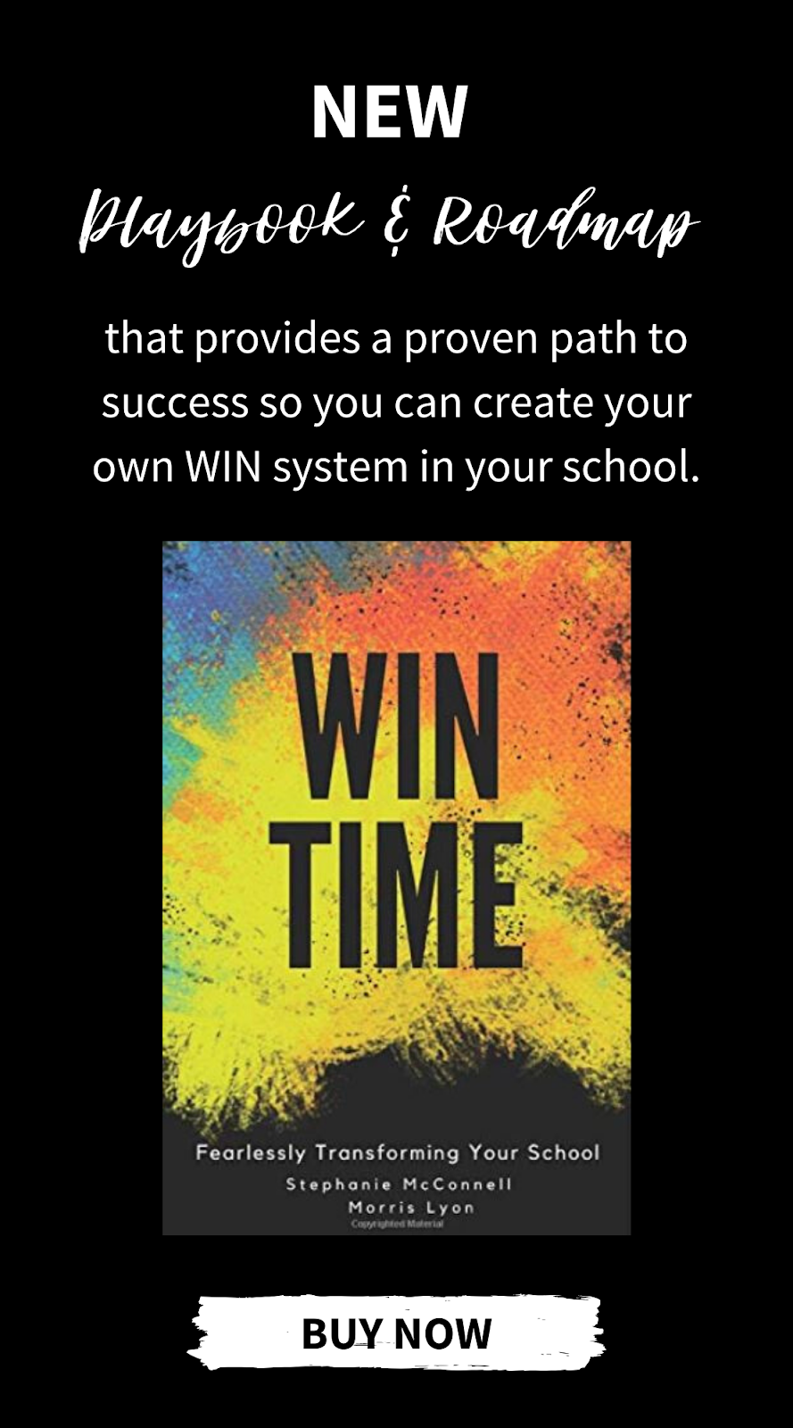 NEW BOOK: WIN Time