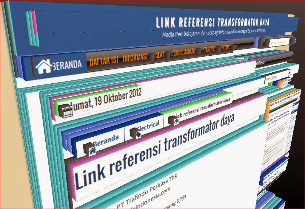 Link referensi transformator daya