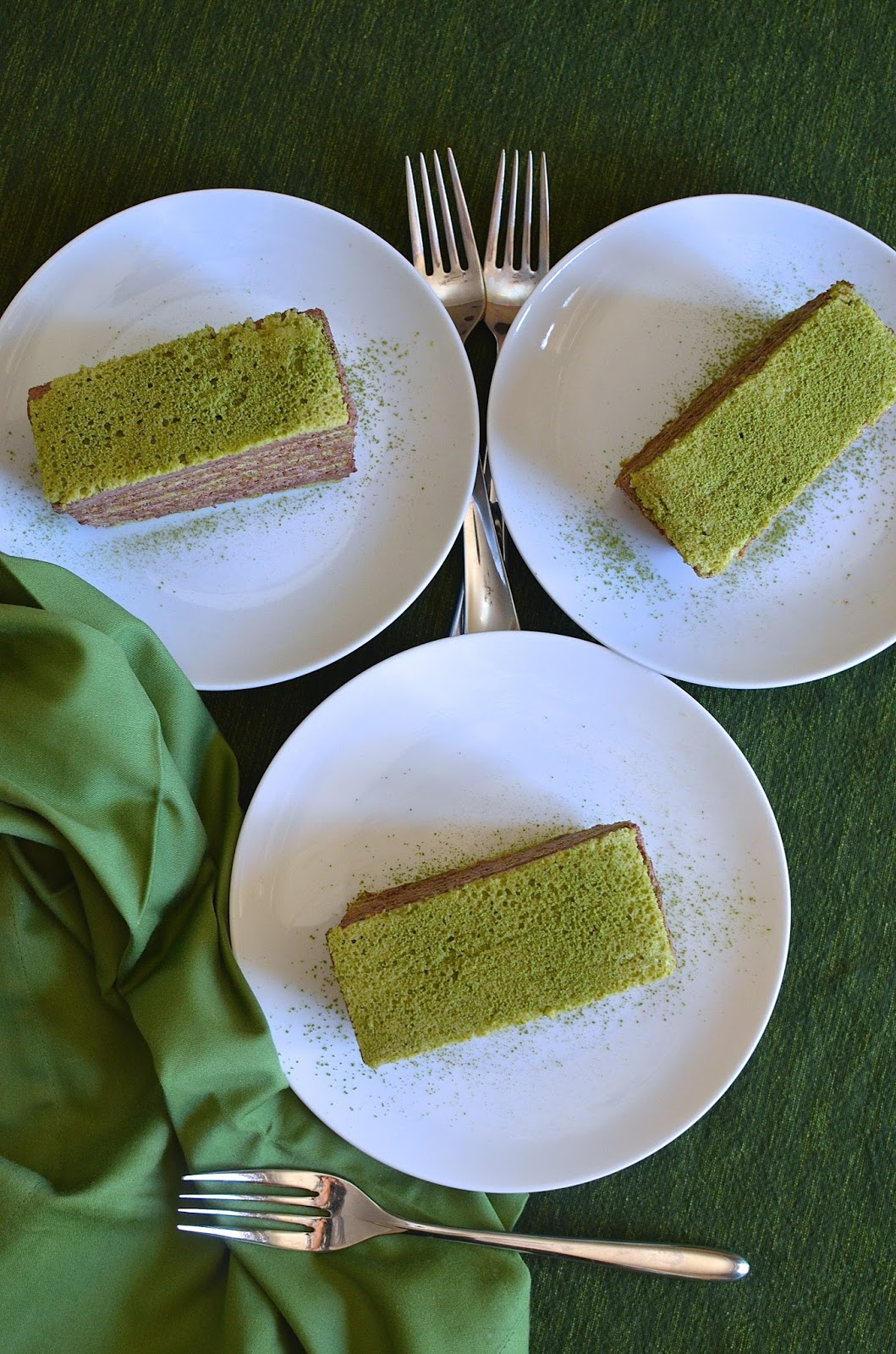 Baking Multi Layer Cakes