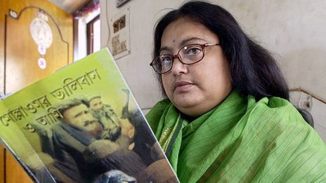 Indian author Sushmita Banerjee executed by Taliban