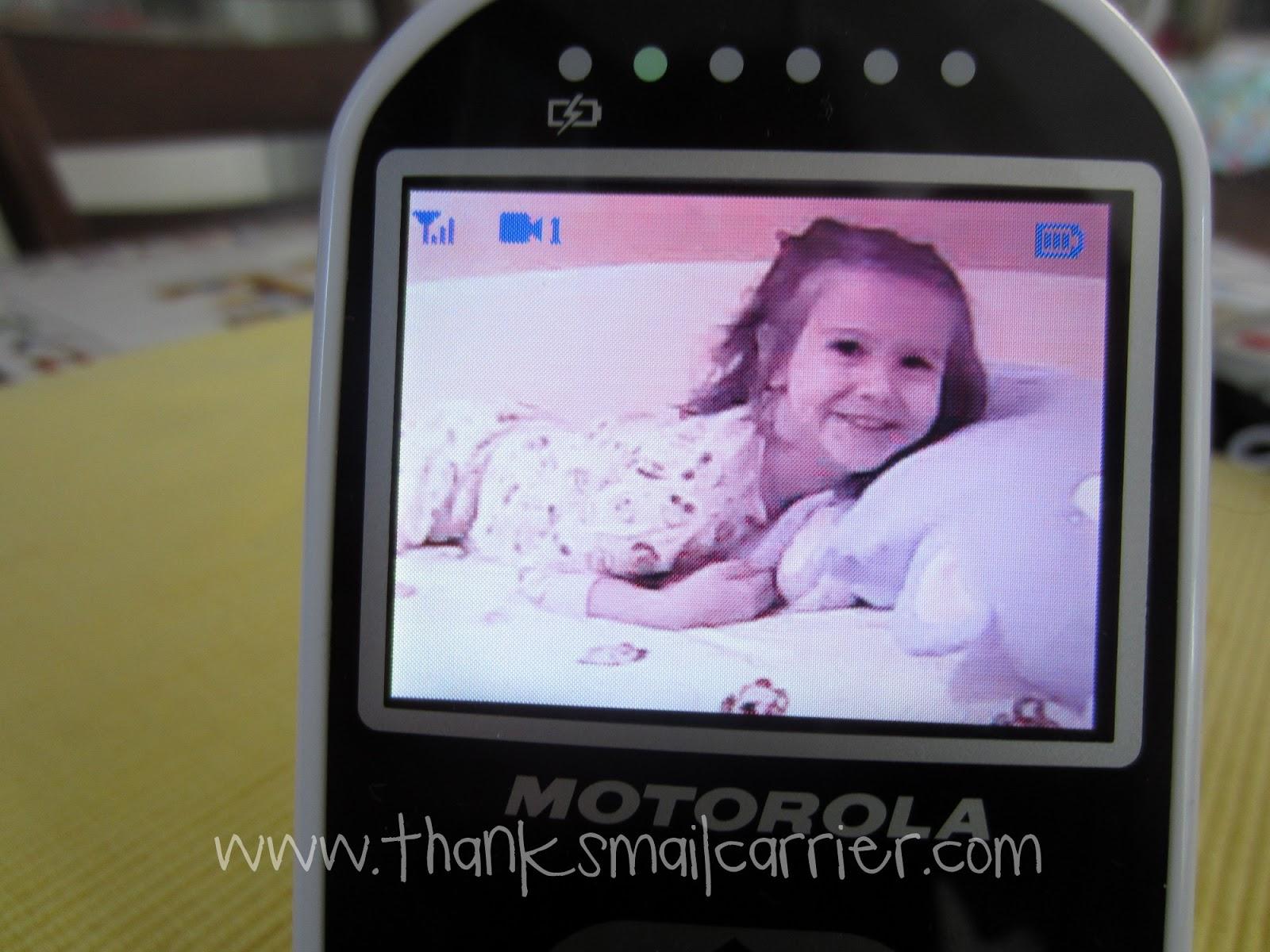Motorola video monitor