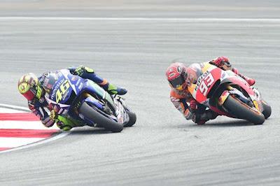 Setelah Insiden Rossi vs Marquez, Repsol Ancam Keluar dari MotoGP