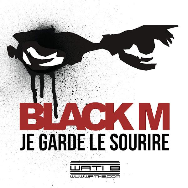 Black M - Je garde le sourire - Single Cover