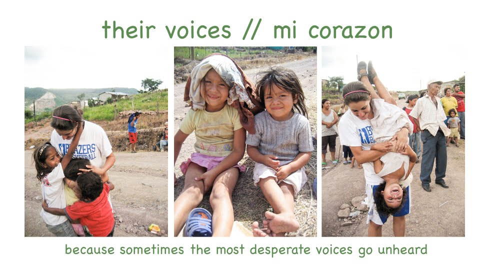 their voices // mi corazon