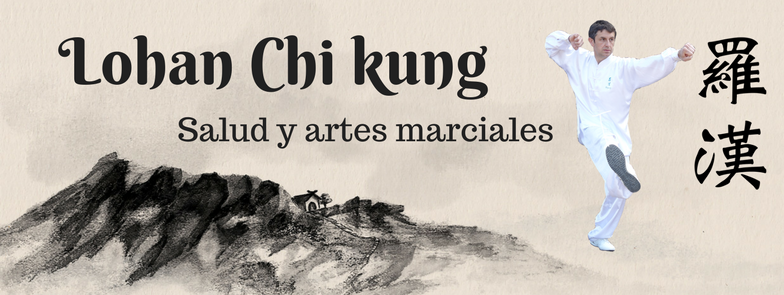 Choy lee fut y Luohan qigong