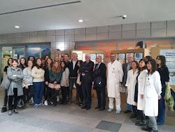 All'Ospedale in mostra l'artigianato e i lavori degli studenti dell'Artistico