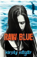 Carly, Raw Blue by Kirsty Eagar