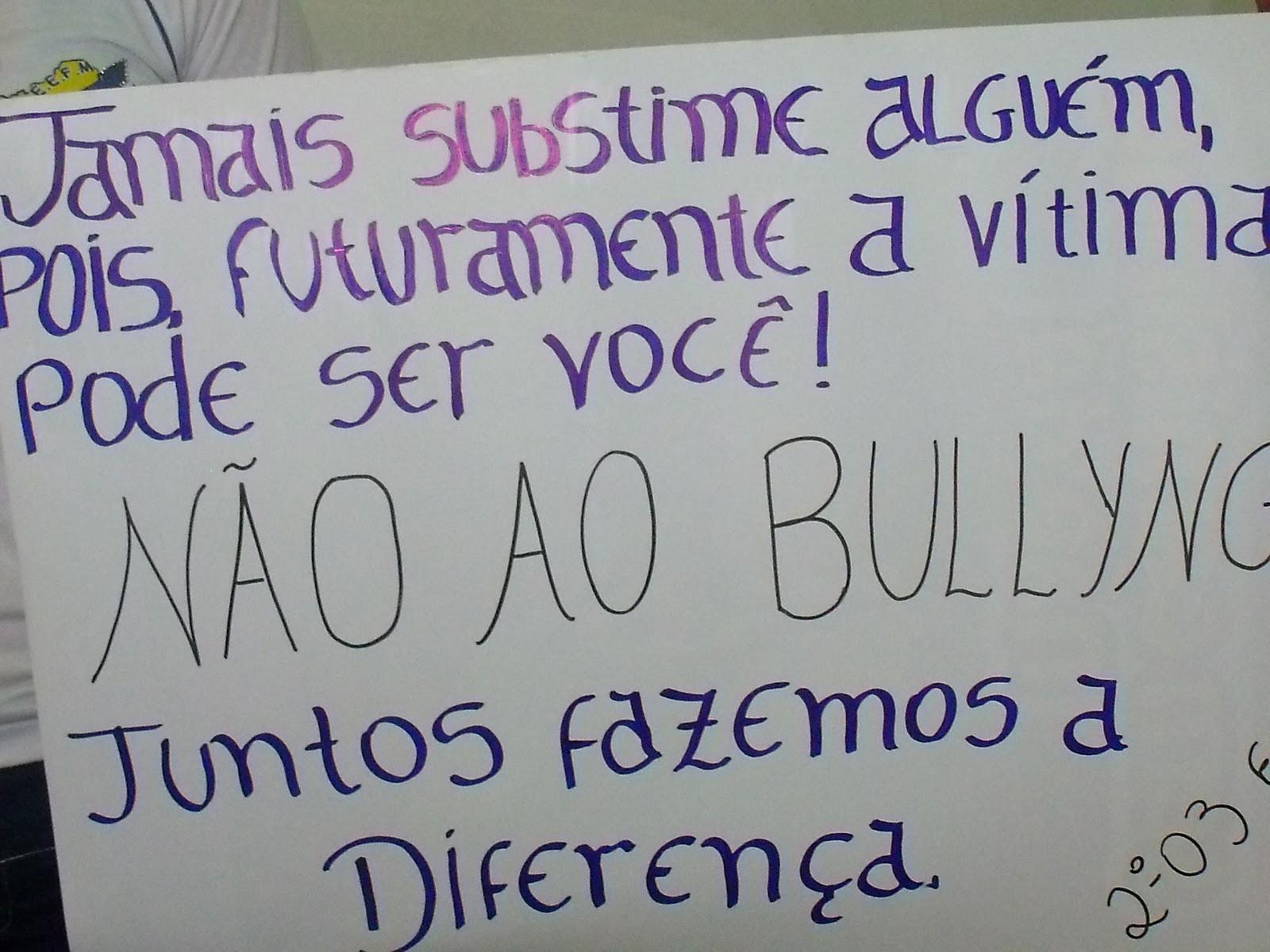 Interagindo Jbc Trabalhando Bullying No Jbc