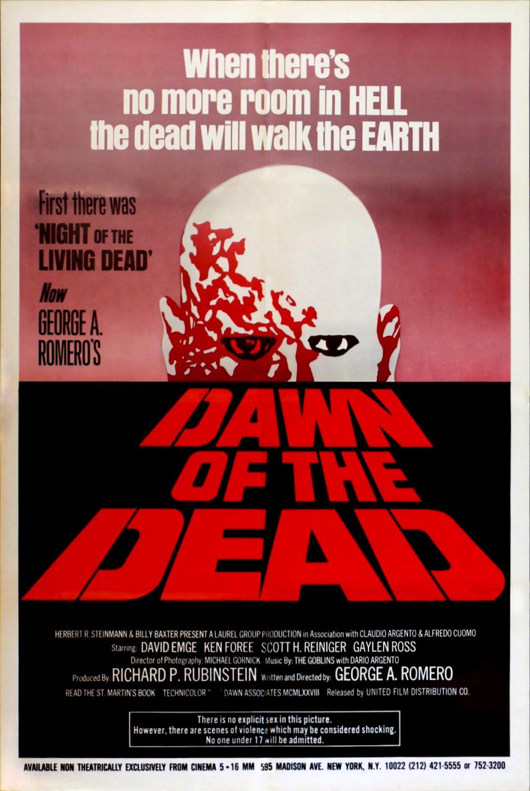 Amanecer de los Muertos (1978)