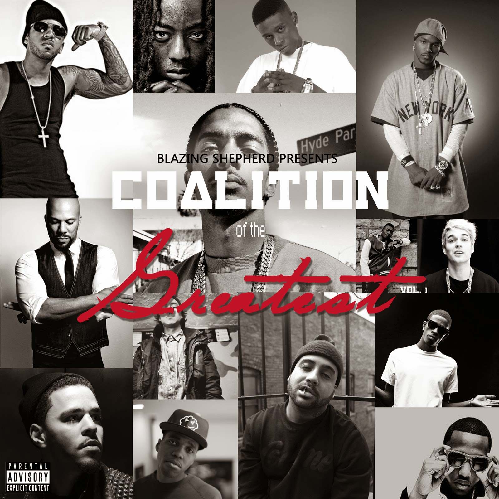 coalition of the greatest vol. 1