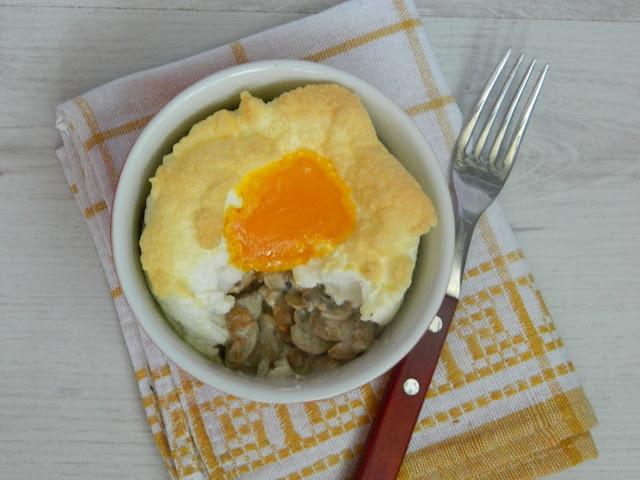 Galbiori la cuptor cu ou