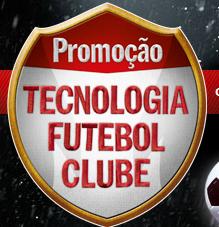 """Promoção  """"Tecnologia Futebol Clube"""" - Ponto Frio"""