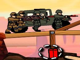 Askeri Konvoy Patlatmaca