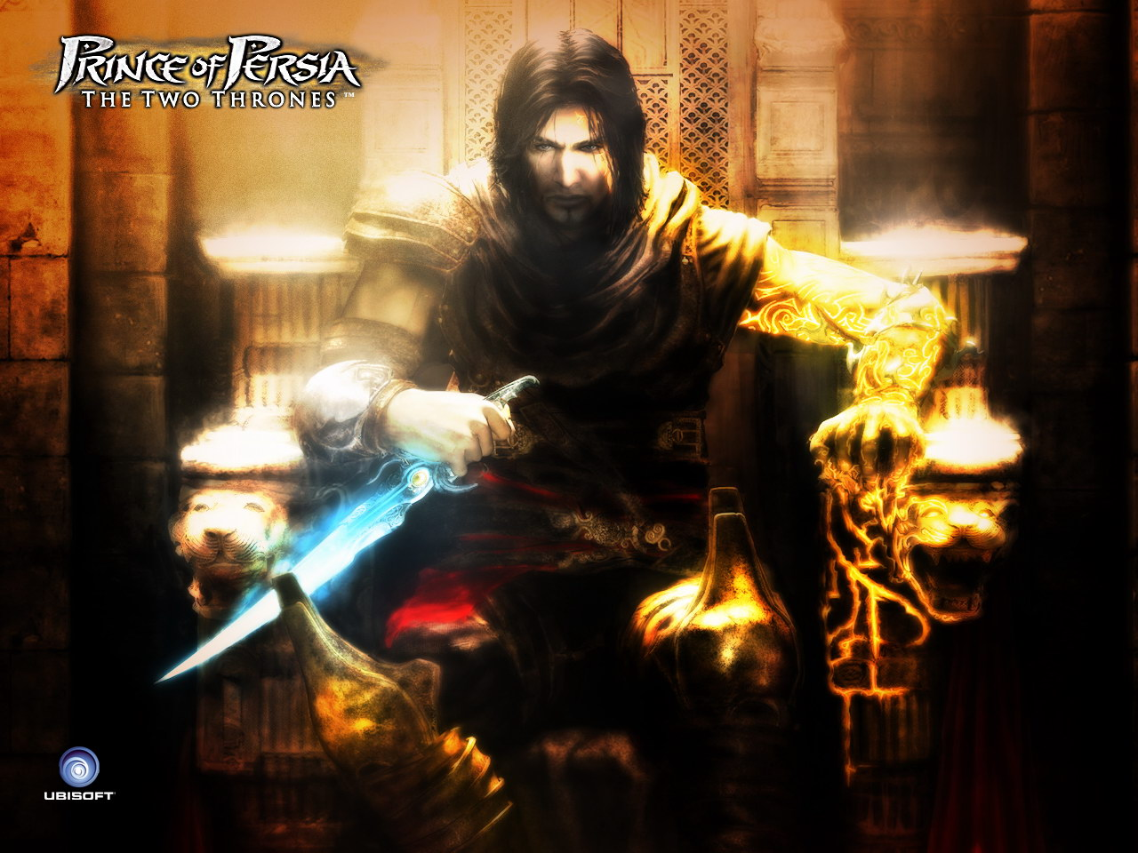 Prince Of Persia The Two Thrones - 2005 2