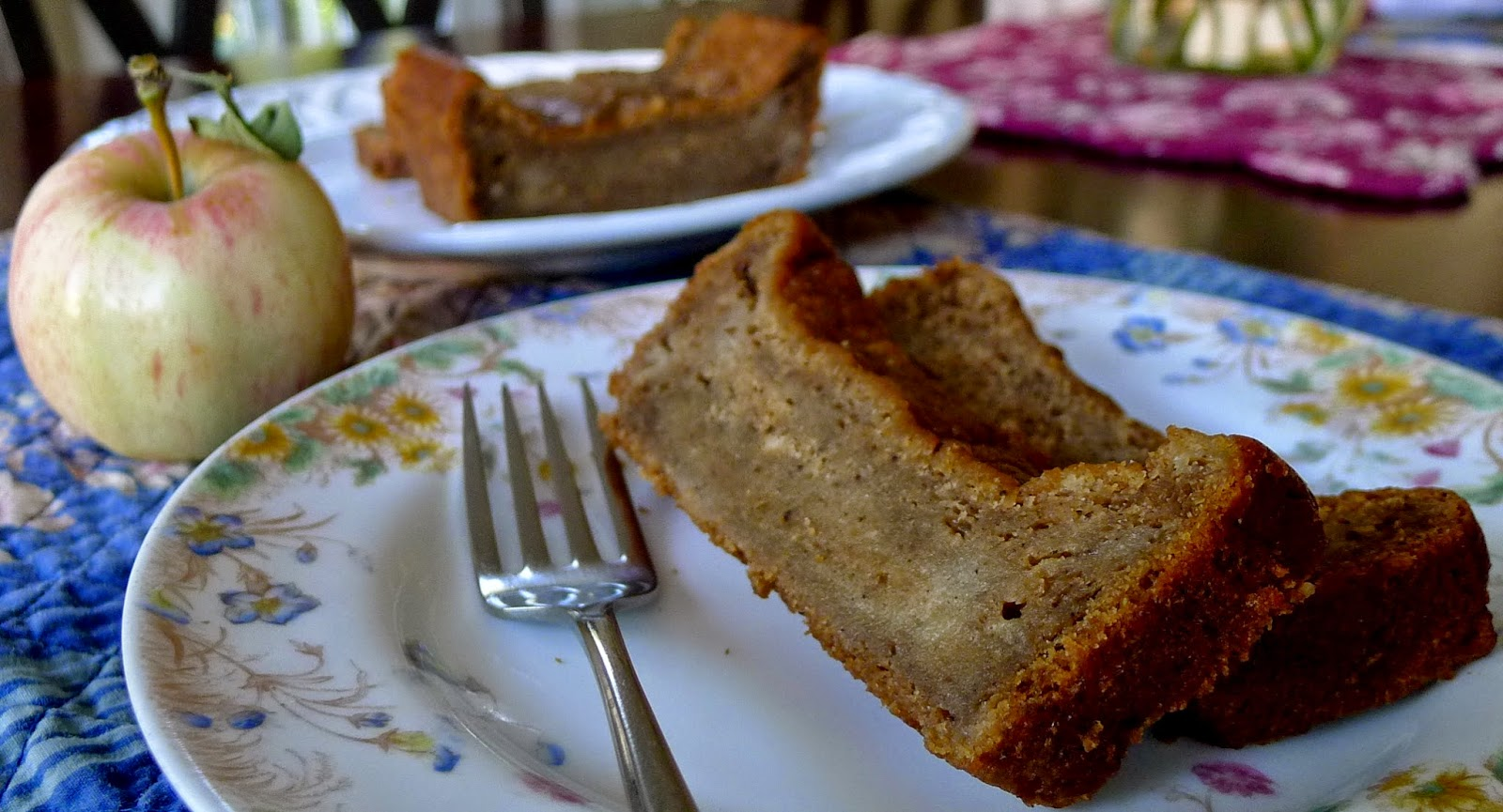 Somerset Apple Cake Recipe