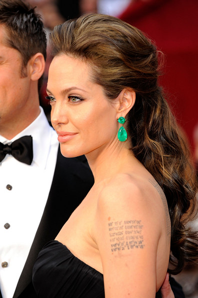 Hair Style All : All About Hairs: All About Angelina Jolie hair style