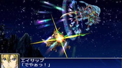 Super Robot War UX JP