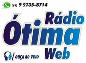 Acesse a Rádio Ótima Web!