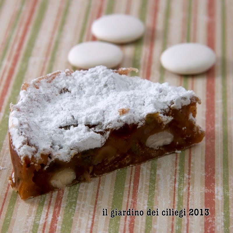 Il giardino dei ciliegi pensando al men di natale panforte margherita - Il giardino dei ciliegi ...