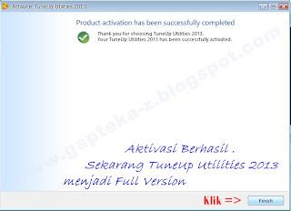 Screenshots untuk AKTIVASI TuneUp Utilities 2013 - 3