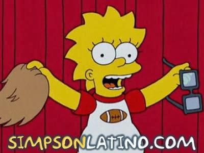 Los Simpson 17x19
