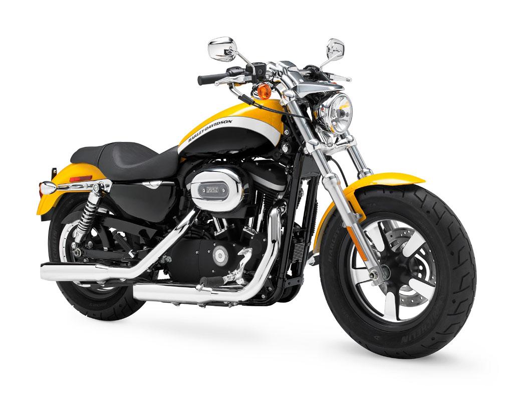 2011 Harley-Davidson Sportster Custom 1200