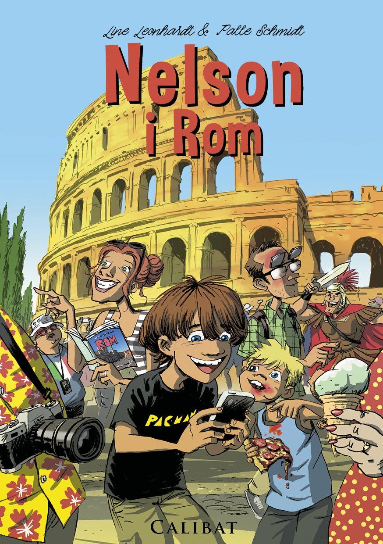 Nelson i Rom Forlaget Calibat 2017