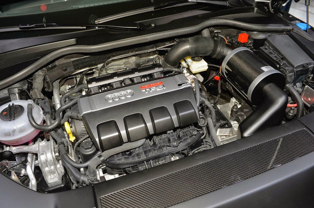 2015 AUDI TT ENGINE
