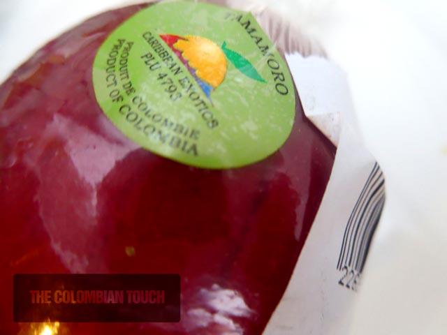 tomate de árbol, sachatomate, chilto, tomate andino o tamarillo 2