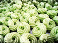 resep membuat kue semprit kacang hijau