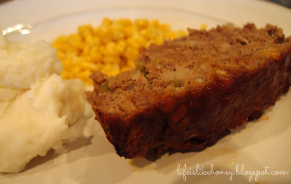 Life is Like Honey: The Best Meatloaf