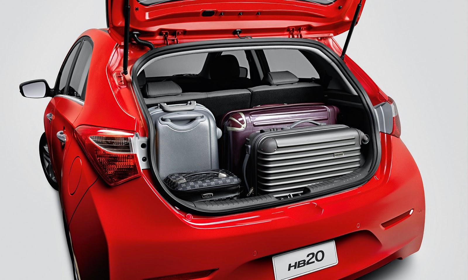 Hyundai Hb20 hatch 2015