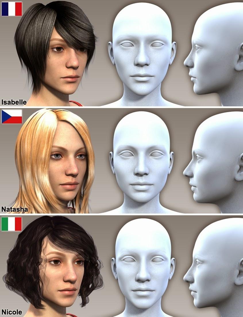 Europe Genèse 2 Femme