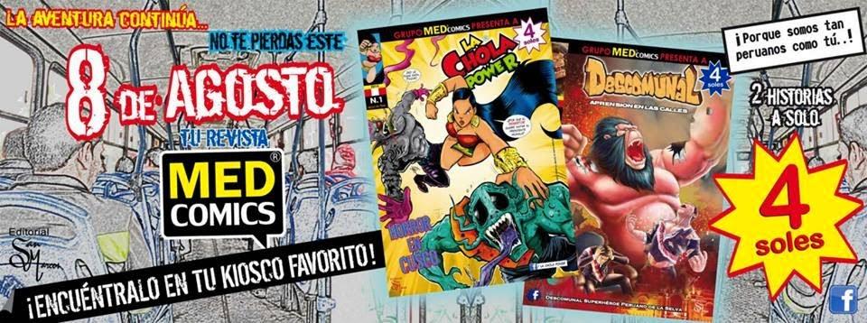 COMICS: Estudio, creación y difusión de la historieta
