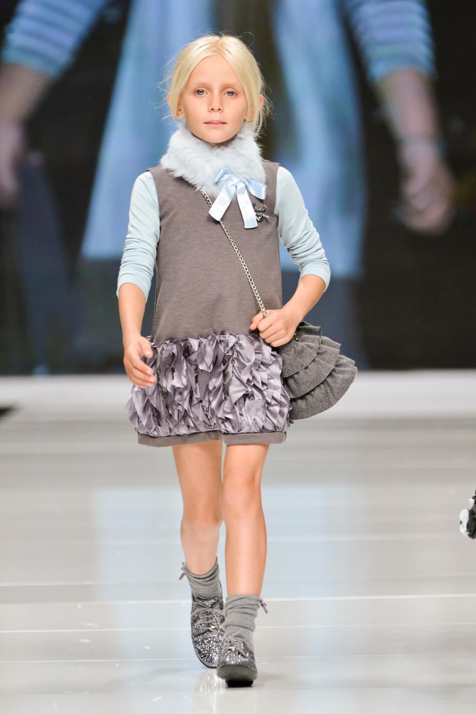 Вязанная мода для девочек