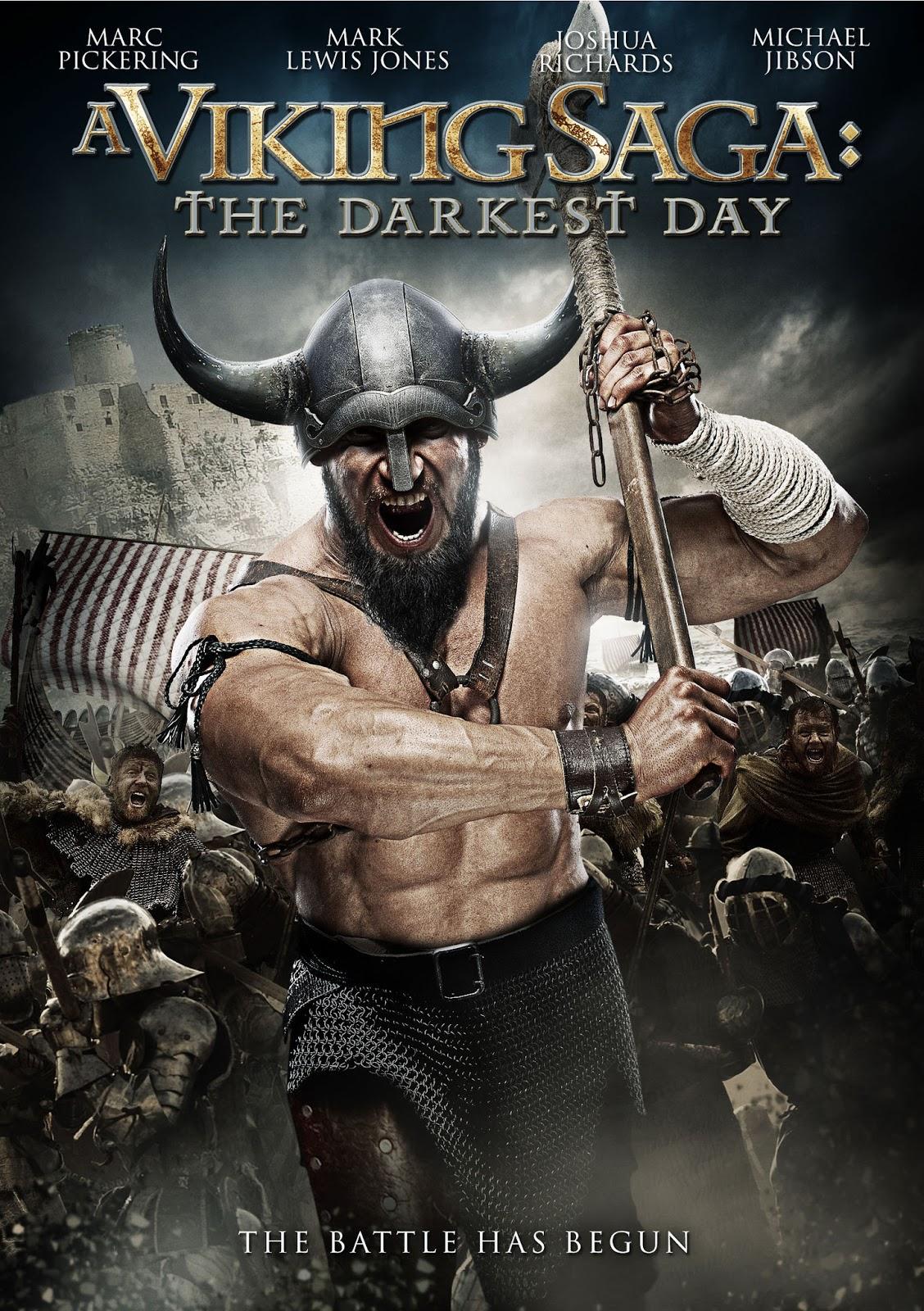 Viking Saga The Darkest Day (2013) DVDRip