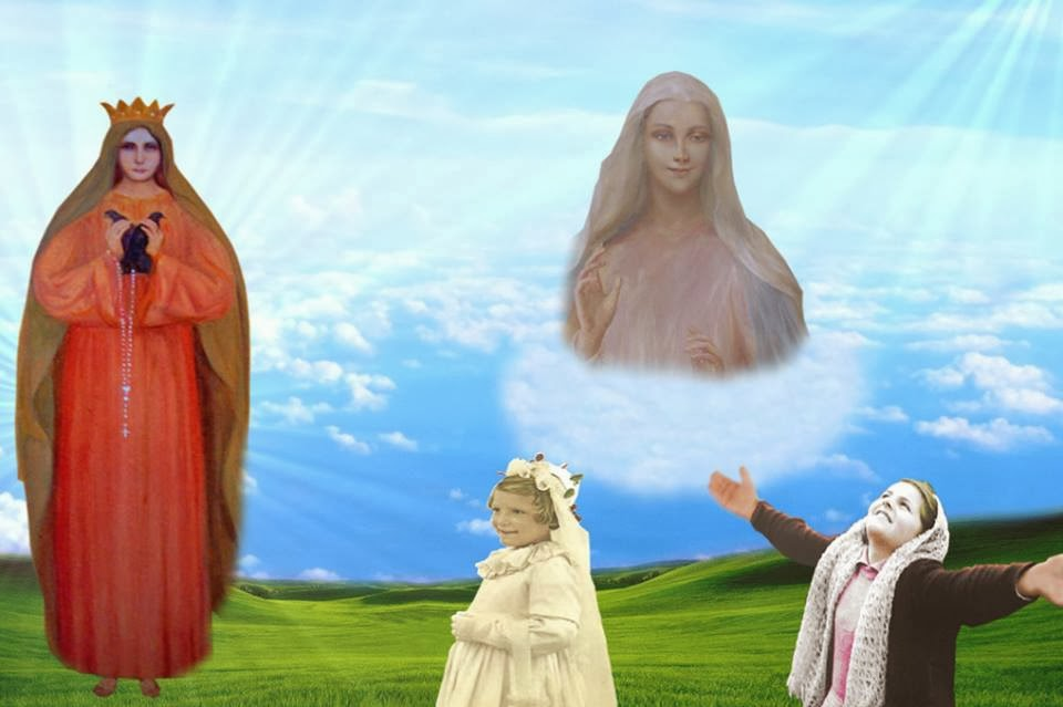 Aparições de Maria Santíssima