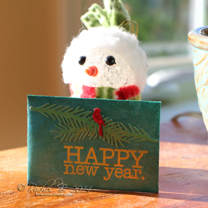 Gift Card Holder Impression Obsession