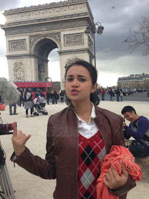 Michelle Ziudith ( Yasmine Love In Paris )
