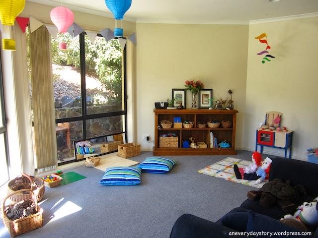 Mas alla del rosa o azul inspiracion deco habitaciones y - Juegos para decorar habitaciones ...