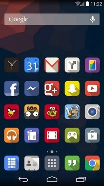 iNex Full - Icons Apk Android