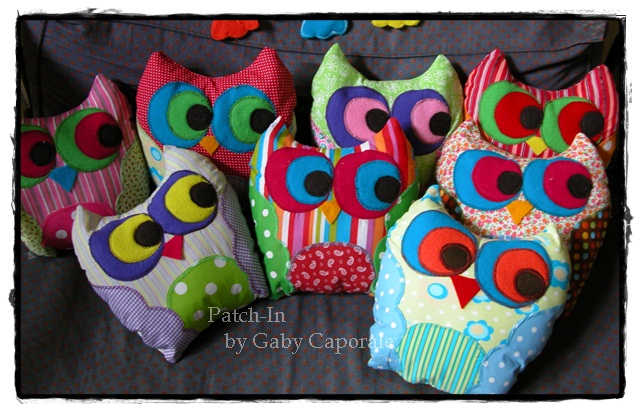 Patch-In Accesorios en Patchwork