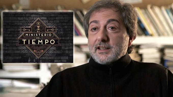 ENTREVISTA EXCLUSIVA | JAVIER OLIVARES, CREADOR DE 'EL MINISTERIO DEL TIEMPO'
