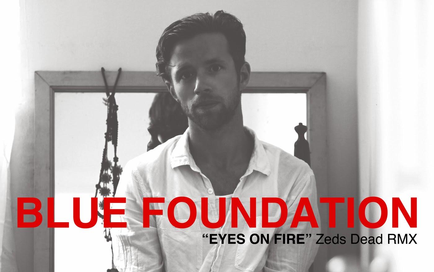 Eyes On Fire - Single - Blue Foundation mp3 купить, все песни Открыть катал