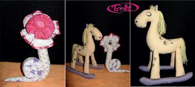 улитка лошадка мягкие игрушки из флиса своими руками