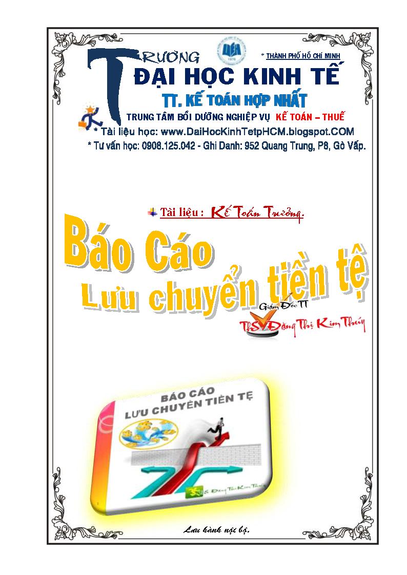 BC Lưu Chuyển Tiền Tệ