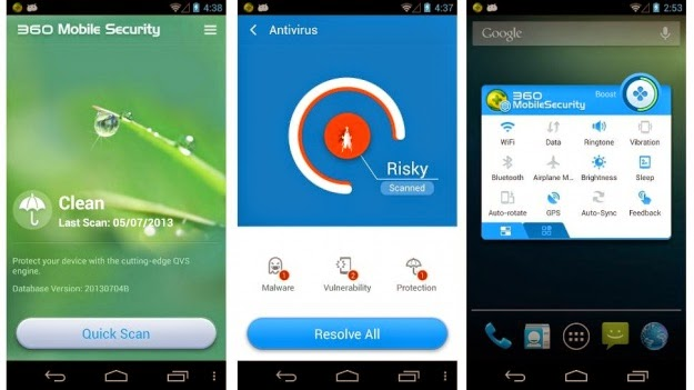 Top 5 Free Anti-Virus for Android Phone 100% works
