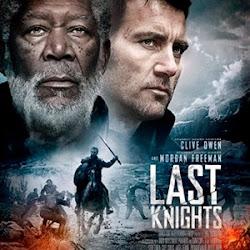 Poster Last Knights 2015